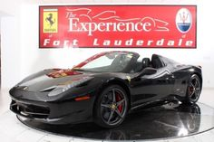 Ferrari 458 SPIDER $ 379,900 for Sale in Fort Lauderdale, Florida Classified | AmericanListed.com