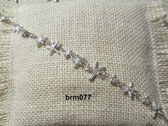 Argento Starfish Bracelet – Morgana