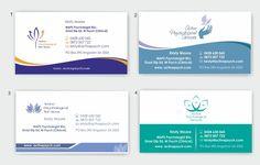 Resultado de imagen de business card psychology