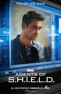 Agents Fury and Weaver weren't kidding! See this ad in Marvel Comics, now. #AgentsofSHIELD #ItsAllConnected