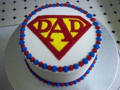 great idea for fathers day! cricut fathers day, fathers day in heaven, diy fathers day gifts from Fathers Day Cupcakes, Fathers Day Cake, Fathers Day Crafts, Happy Fathers Day, Diy Father's Day Gifts, Father's Day Diy, Fathers Day In Heaven, Dad Birthday Cakes, Birthday Ideas
