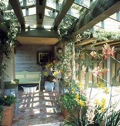 Welcome Home < 25 Inspiring Outdoor Room Designs - MyHomeIdeas.com