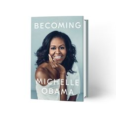 Becoming by Michelle Obama Michelle Obama's autobiography—an amazing read and on Oprah's book club list. Barack Obama, Great Books, New Books, Books To Read, Latest Books, Ian Mcewan, Oprah, Karaoke, Book Club Questions