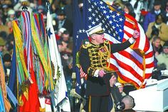Musical excellence: 'The President's Own' Marine Band to bring history, skill to local performance - by Beth Ann Downey, The Altoona Mirror