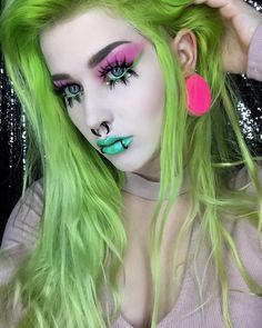 Last photo with green hair Fosterginger.Pinterest.ComMore Pins Like This One At FOSTERGINGER @ PINTEREST No Pin Limitsでこのようなピンがいっぱいになるピンの限界