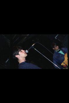 Ian Brown and Mani