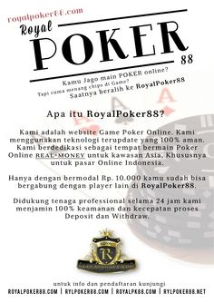 Flyer Royalpoker88... http://goo.gl/KimEyL