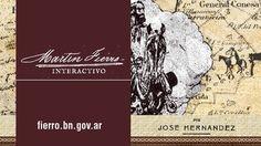 Martín Fierro Interactivo