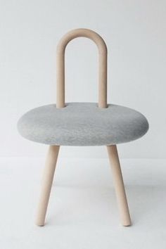 Bambi Chair  by Timo Wong and Priscilla Lu form Studio Juju