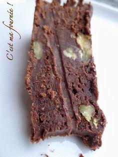 Le meilleur brownie du monde...                                                                                                                                                      Plus
