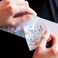 Paper=(紙)+able=(できる)で、Paperableペパラブル。paperable(ぺパラブル)は、石川県金沢市にある、印刷会社山越とアートコミュニュティKapoによる共同開発プロジェクト「YKP」から生まれた、紙を使った新しいプロダクトシリーズです。