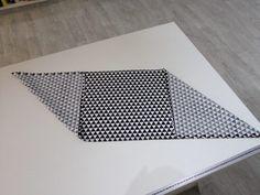 Origami-Tasche falten 1