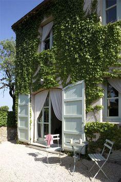 doors + ivy
