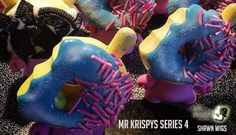 Mr Krispys Series 4 by Mr Mars x Shawn Wigs