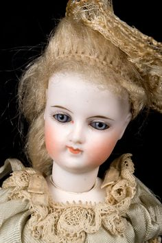 7.5 French mignonette doll