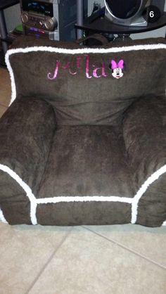 Diy custom toddler chair