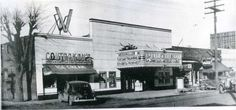 Springfield, Illinois. Pantheon Theater 1946. Courtesy of Springfield Rewind and Sangamon Valley Archives.