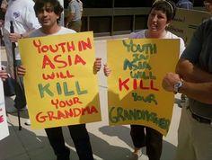 Youth In Asia Will Kill Your Grandma