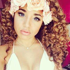 Is bae❤❤ jadah doll! Curled Hairstyles, Diy Hairstyles, Straight Hairstyles, Love Hair, Gorgeous Hair, Jadah Doll, Voluminous Curls, Diy Hair Mask, Natural Hair Styles