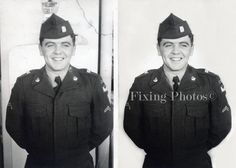 Photo repair and restoration experts! http://www.fixingphotos.com #photorestoration #photorepair