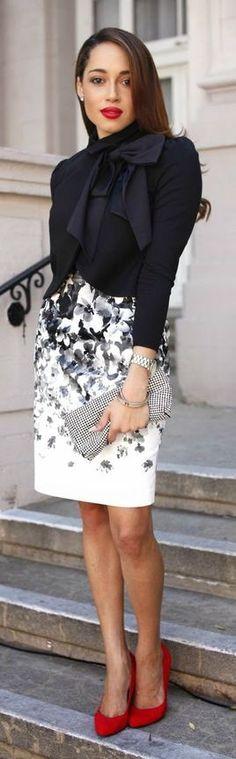 Inspiración 'ladylike' para tu 'outfit'
