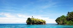 Exotic locations await your discovery -  Central Province, Solomon Islands.