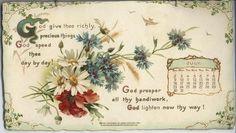 DAILY HELPS CALENDAR FOR 1899
