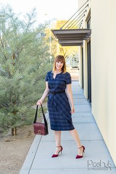 13 Looks That Should Make You Love Plaid Clothes for Women - Posh in Progress