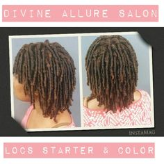 NAP·PY [nape] adj.  Beautifully coiled chemical free unaltered hair styled by mother nature.  #divinealluresalon #nappy #naturalhair #dreadlocks #starter  20% OFF All Locs Services April Special Come down to Divine Allure Salon Now or Book Your Appointment Online www.divinealluresalon.com or call (912) 349-6604.  11812 Middle Ground Road Unit 100 Savannah, Georgia 31419