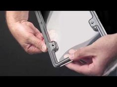 ClearCover License Plate Frames by WeatherTech | WeatherTech.com