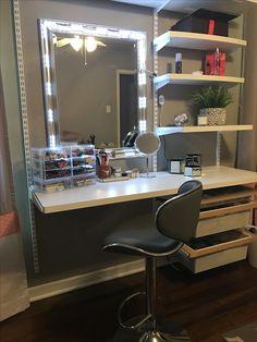 Inval L Shaped Smoke Oak Computer Writing Desk Erica S Room Vanity