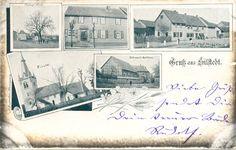 Historischer Postkartengruß aus Silstedt.