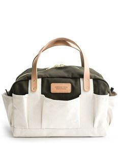 The Harper Stylist Tote from Andover Trask Bag Company