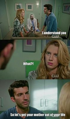 """#JaneTheVirgin 2x08 """"Chapter Thirty"""""""