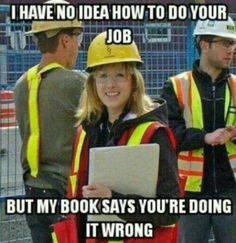 Safety worker problems lol