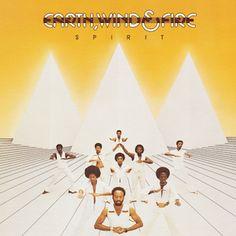 Funk-Disco-Soul-Groove-Rap: 1976 - Earth, Wind & Fire - Spirit .