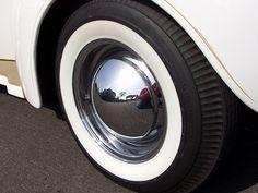 Baby moon hubcaps