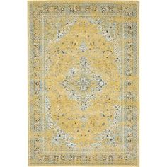 You'll love the Parsons Teal/Sun Indoor Area Rug at Wayfair - Great Deals on all Rugs products with Free Shipping on most stuff, even the big stuff.