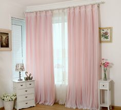 2016 Hot Selling Romantic Lace Curtain Pink Blue Green Purple White Beautiful Curtain and Tulle Home Decortaion for Living Room