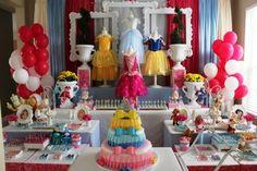 disney ballerina princess party ideas | Unique Disney Princess Birthday Parties | Catch My Party