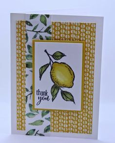 A Happy Thing ...... Card by Andrea