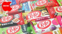 15 Flavors of Japanese Kit Kats: The Snacktaku Review