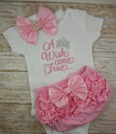 4a7024236977 Items similar to Newborn baby girl outfit