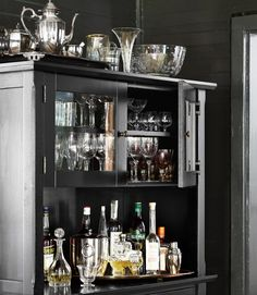 Crate & Barrel hutch
