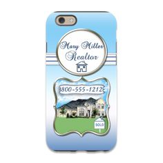 Personalized Realtor phone case,personalized samsung galaxy phone cases,personalized phone cases