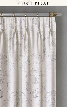 CURTAIN : PARISIAN©️️️️ // WHITE - drop it MODERN - Modern and contemporary interior designed curtains for the studio and home. | #curtains #InteriorDesign #HomeDecor #bedroom #bathroom #kitchen #LivingRoom #designer #luxury #traditional #FarmHouse #MidCenturyModern