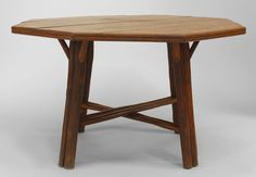 Rustic Old Hickory table dining table hickory Antiques Online, Antiques For Sale, Old Hickory, Antique Furniture, Dining Table, Rustic, Home Decor, Country Primitive, Decoration Home