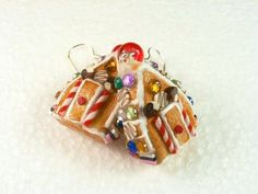 Hey, I found this really awesome Etsy listing at https://www.etsy.com/listing/206023633/gingerbread-house-earrings-polymer-clay