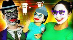 #Joker pranks vs Joker Girl, Bad Baby joker baby w Frozen Elsa, Pink Spi...