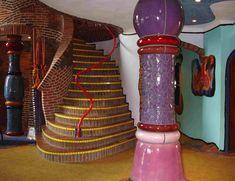Hundertwasser - Architecture
